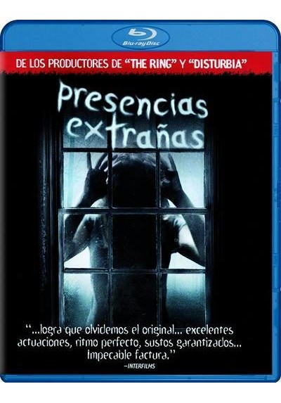 Presencias Extrañas (Blu-Ray) (The Uninvited)