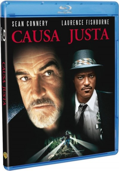 Causa Justa (Blu-Ray) (Just Cause)