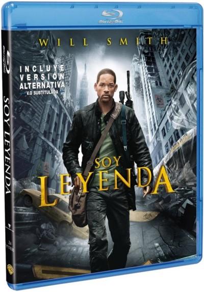 Soy Leyenda (Blu-Ray) (I Am Legend)