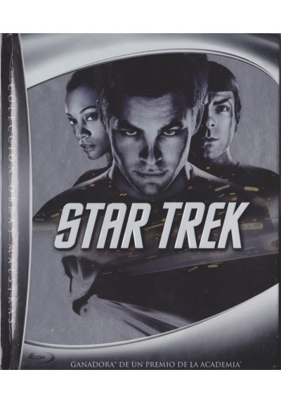 Star Trek (2009) (Blu-Ray) (Ed. Libro)