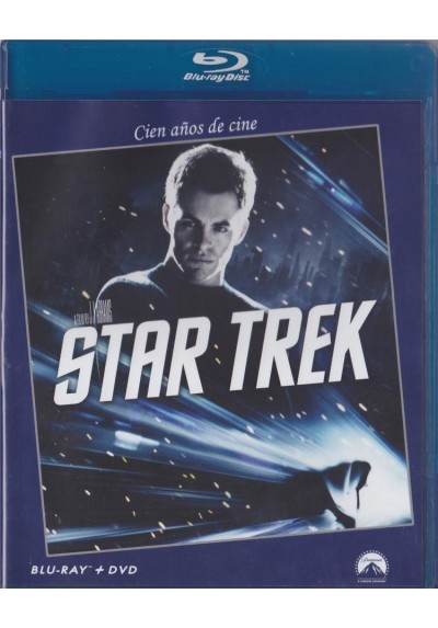 Star Trek (2009) (Blu-Ray)