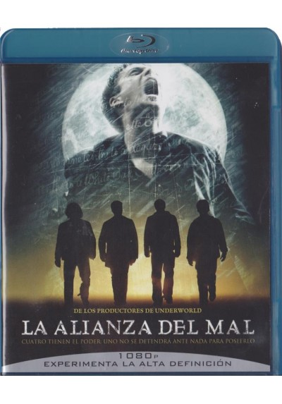 La Alianza Del Mal (Blu-Ray) (The Covenant)
