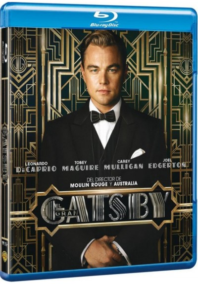 El Gran Gatsby (Blu-Ray) (The Great Gatsby)