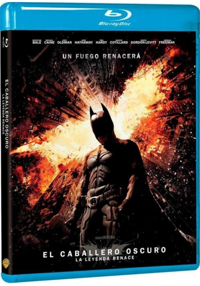 El Caballero Oscuro (Blu-Ray) (The Dark Knight)