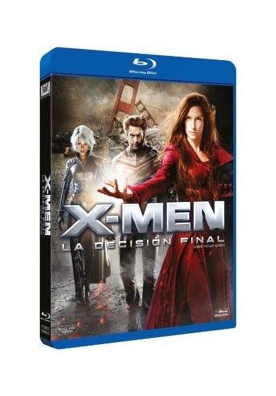 X-Men 3 : La Decision Final (Blu-Ray) (X-Men : The Last Stand)