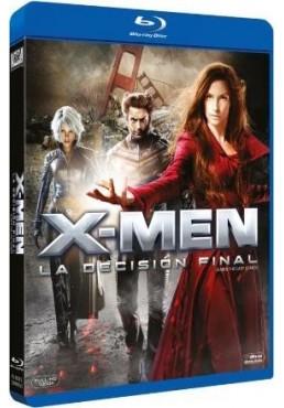 X-Men 3 : La Decision Final (Blu-Ray) (X-Men : The Last Stand)