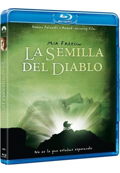La Semilla Del Diablo (Blu-Ray) (Rosemary´s Baby)