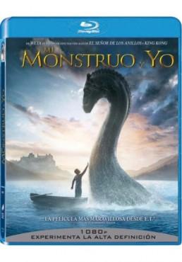 Mi Monstruo Y Yo (Blu-Ray) (The Water Horse : Legend Of The Deep)