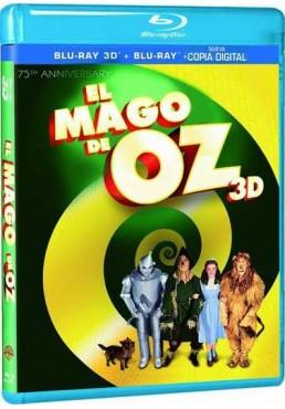 El Mago De Oz - Ed. 75º Aniversario (Blu-Ray 3d) (The Wizard Of Oz)