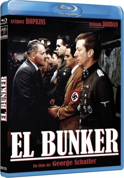 El Bunker (Blu-Ray) (The Bunker)