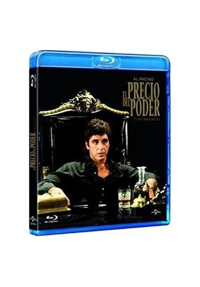 El Precio Del Poder (Scarface) (Blu-Ray)