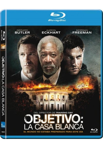 Objetivo : La Casa Blanca (Blu-Ray) (Olympus Has Fallen)
