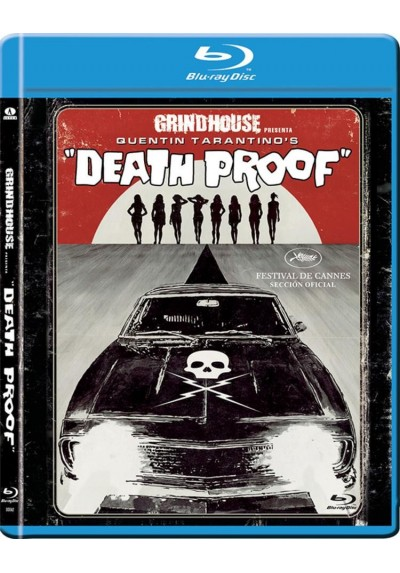 Grindhouse: Death Proof (Blu-Ray)