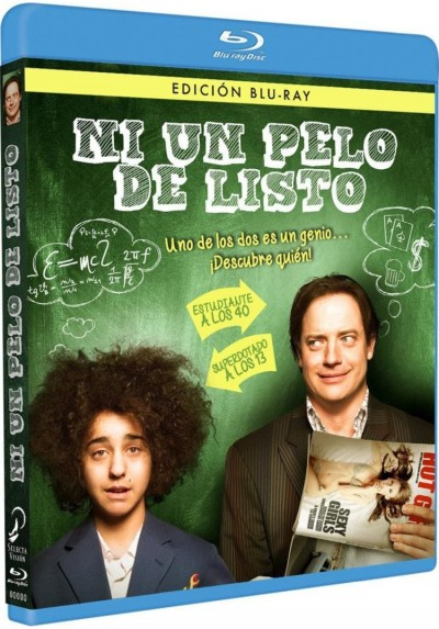Ni Un Pelo De Listo (Blu-Ray) (Hairbrained)