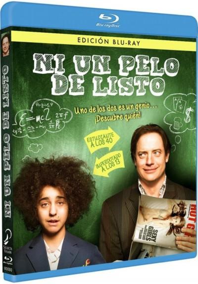 Ni Un Pelo De Listo (Blu-Ray) (Hairbrained)