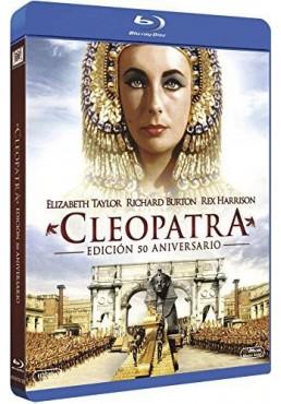 Cleopatra (Ed. 50 Aniversario) (Blu-Ray)