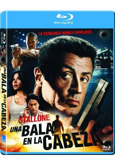 Una Bala En La Cabeza (Blu-Ray) (Bullet To The Head)