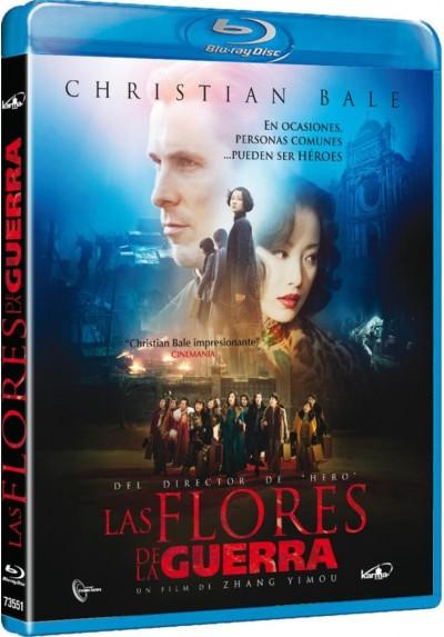 Las Flores De La Guerra (Blu-Ray) (Jin Líng Shí San Chai)