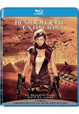 Resident Evil : Extincion (Blu-Ray)