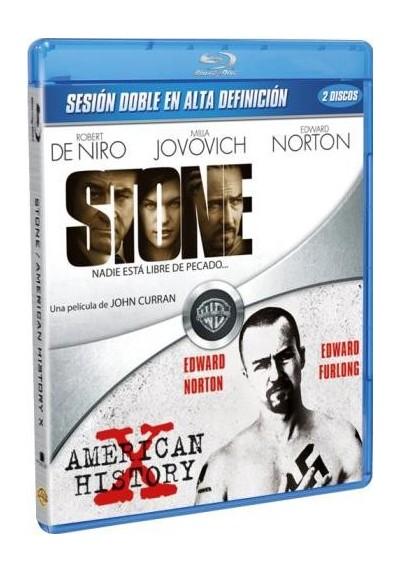 Pack Stone / American History X (Blu-Ray)