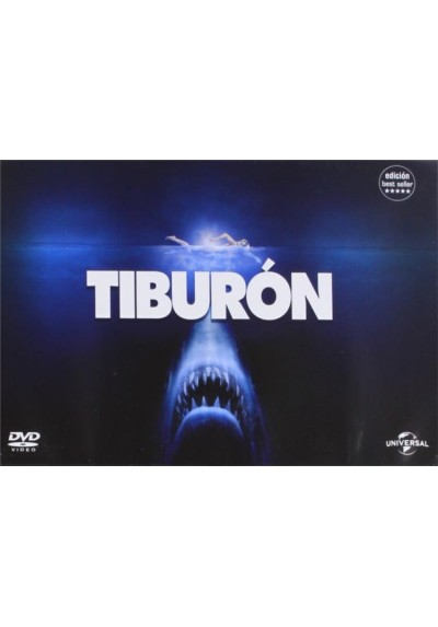 Tiburon (Ed. Horizontal) (Jaws)