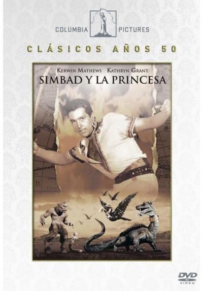 Simbad y La Princesa (The 7th Voyage Of Sinbad)