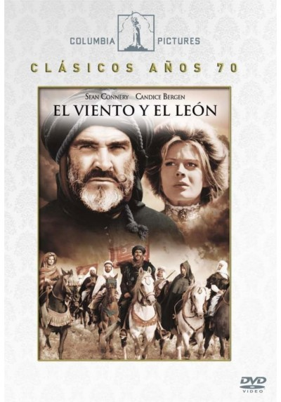 El Viento Y El Leon (The Wind And The Lion)