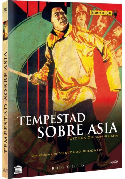 Tempestad Sobre Asia (Origenes Del Cine) (Potomok Chingis-Khana)