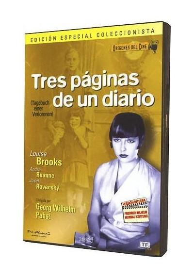 Tres Paginas De Un Diario (Origenes Del Cine) (Tagebuch Einer Verlorenen)