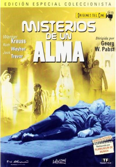 Misterios De Un Alma (Origenes Del Cine) (Geheimnisse Einer Seele)