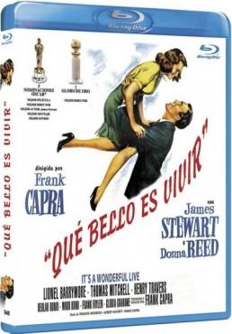 Que Bello Es Vivir (Blu-Ray) (It´ A Wonderful Life)