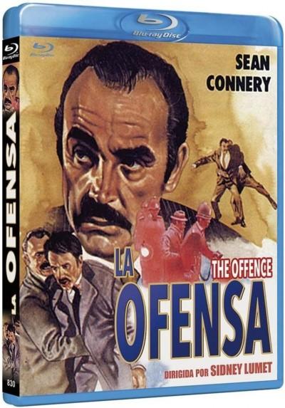 La Ofensa (The Offence) (Blu-Ray)