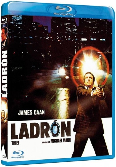 Ladron (Blu-Ray) (Thief)