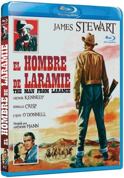 El Hombre De Laramie (Blu-Ray) (The Man From Laramie)