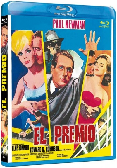El Premio (Blu-Ray) (The Prize)