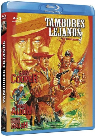 Tambores Lejanos (Blu-Ray) (Distant Drums)
