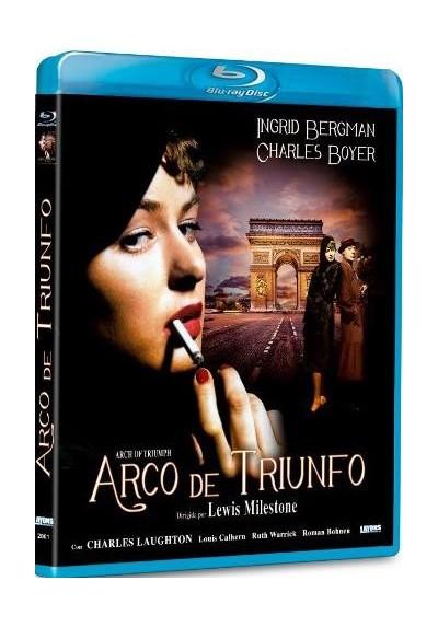 Arco De Triunfo (Blu-Ray) (Arch Of Triumph)