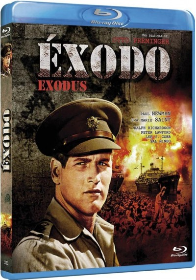 Exodo (Blu-Ray)