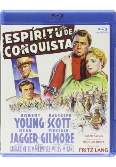 Espiritu De Conquista (Blu-Ray) (Western Union)