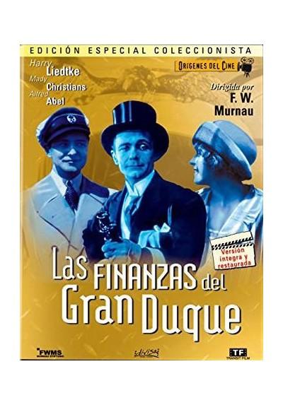 Las Finanzas Del Gran Duque (Origenes Del Cine) (Die Finanzen Des Grobherzogs)
