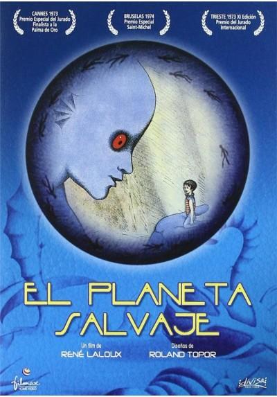 El Planeta Salvaje (La Planète Sauvage)