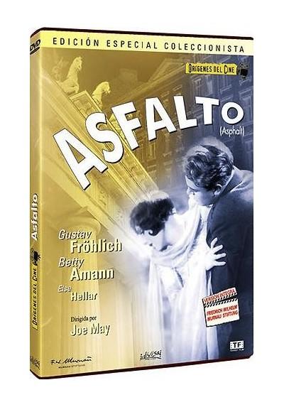 Asfalto (1929) (Origenes Del Cine) (Asphalt)