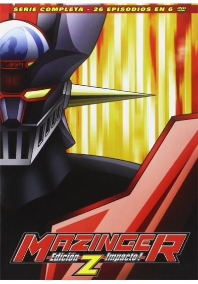 Mazinger Z : Ed. Impacto - Serie Completa