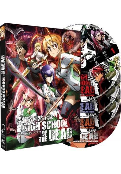 High School Of The Dead - Serie Completa + Ova