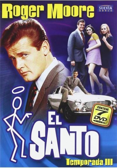 El Santo - 3 ª Temporada (The Saint)