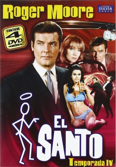 El Santo - 4 ª Temporada (The Saint)