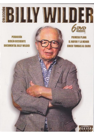 Pack  Billy Wilder - Coleccion