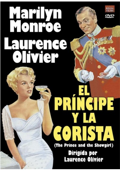 El Principe Y La Corista (The Prince And The Showgirl)
