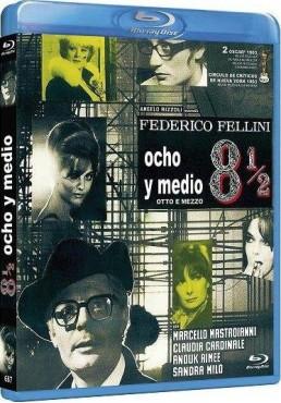 Fellini 8 1/2 (Blu-Ray)