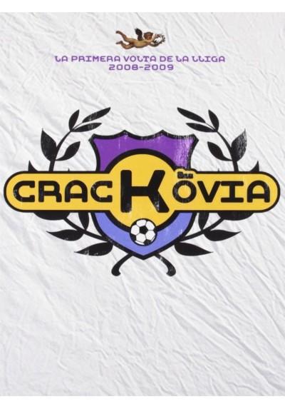 Crackovia: La primera volta de la Liga BBVA 2008-2009 (Digipack)